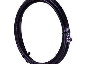 O5.5 Banjo Hose Kit Black